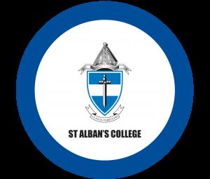 St Alban's College school logo